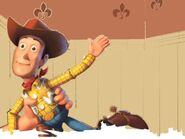 Woody drawing