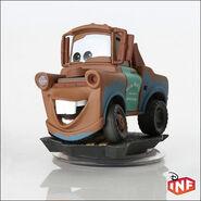 Disney infinity cars play set figure 06