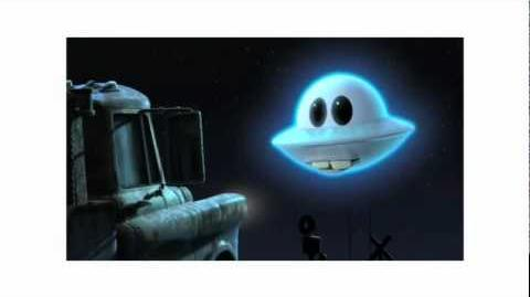 Cars 2- UFM-Unidentified Flying Mater