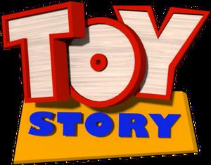 Toy story Original teaser logo