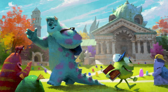 File:Monsters University Campus Mike Sulley.jpg