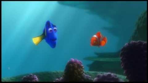 Pixar Finding Nemo - original 2002 teaser trailer (HQ)