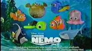 McDonald's - Finding Nemo Happy Meal USA Commercial (2003)