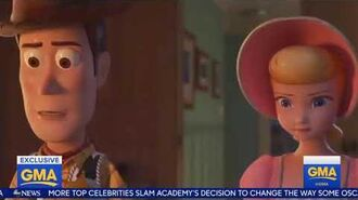 """Toy Story 4 """"Bo Peep Rescues Lost Toy"""" Disney Animated Movie HD Scene Clip"""