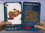 Harley Gerson Scarer Card