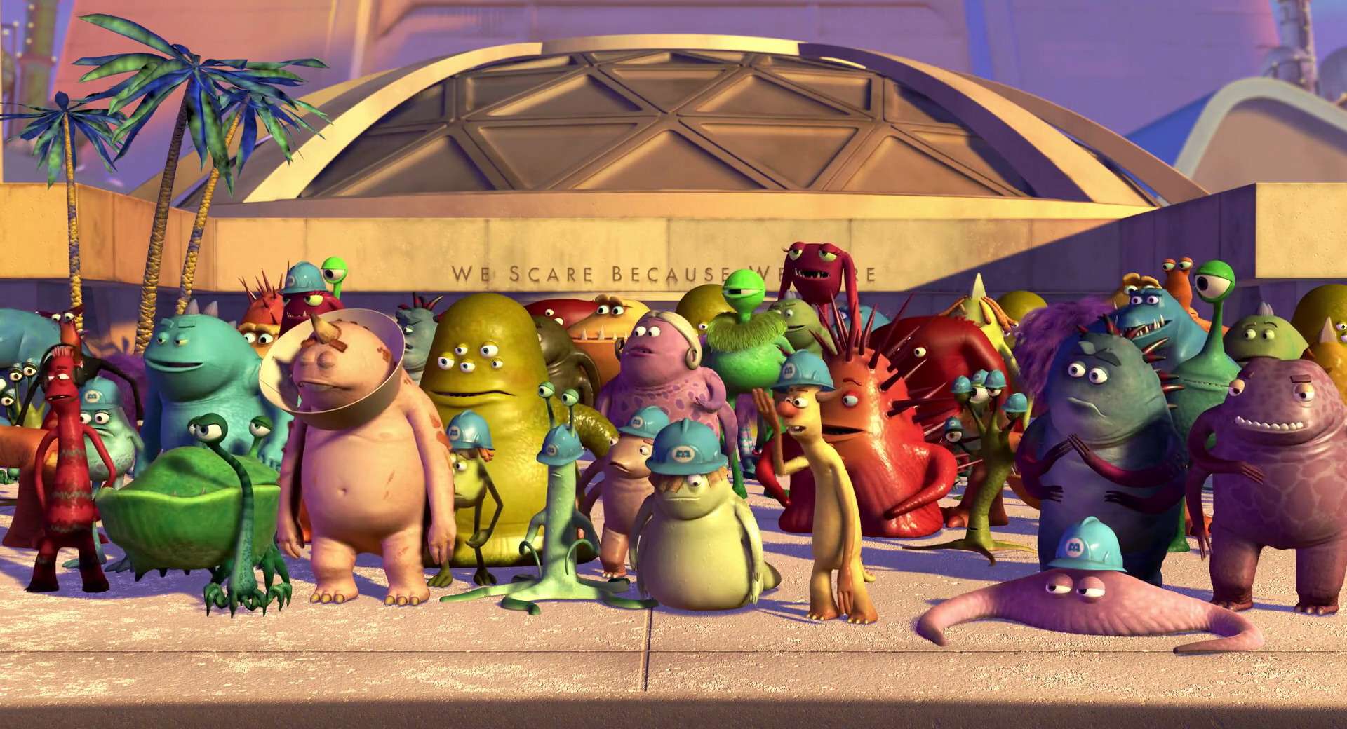 Monsters, Inc. (2001) - IMDb
