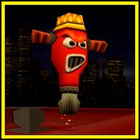Jackhammer boss (Toy Story 2)