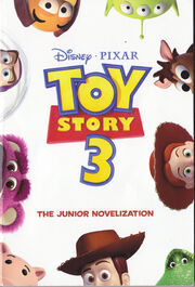 Toy story 3 front cover