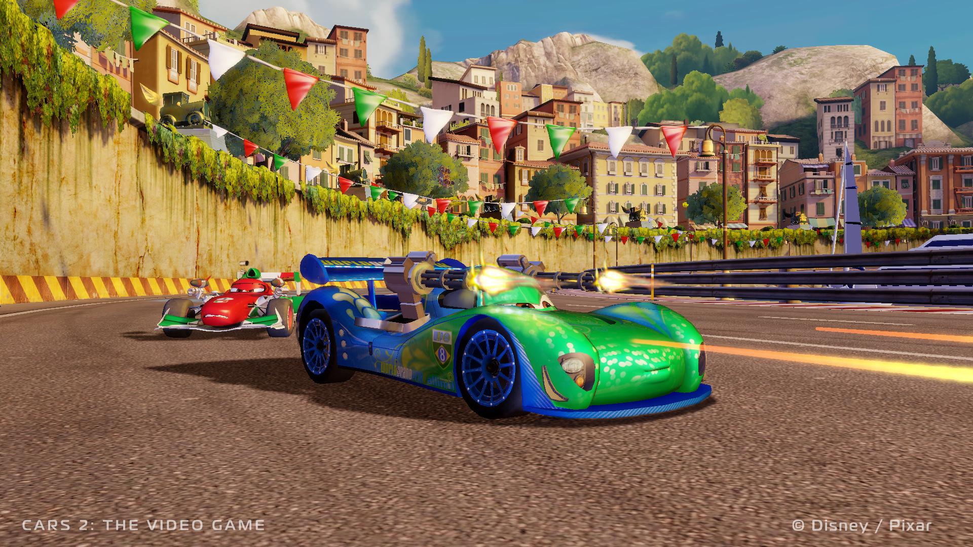 Image - Cars-2-video-game-screen-2.jpg | Pixar Wiki | FANDOM powered ...
