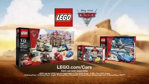 Lego Commecial - Cars 2