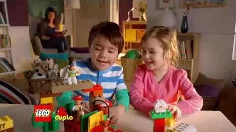 2010 LEGO Duplo Toy Story
