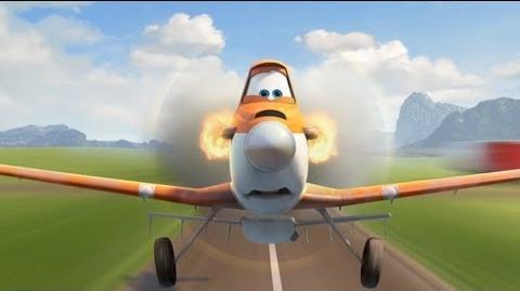 Disney's Planes - Meet Dusty
