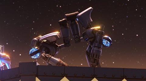 Smash and Grab Pixar SparkShorts