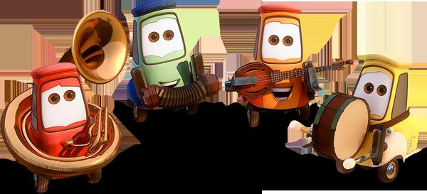 Uncle Topolino's Band | Pixar Wiki | FANDOM powered by Wikia
