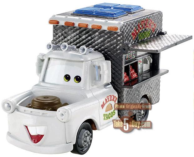 Mater Taco Truck WM