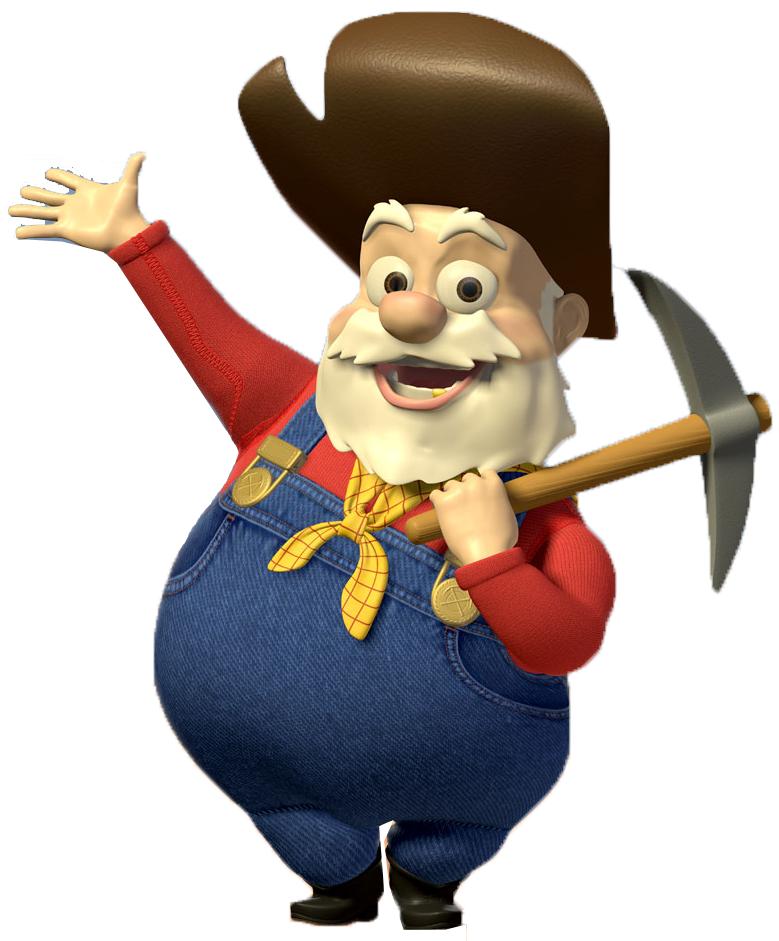 Stinky Pete Pixar Wiki Fandom Powered By Wikia