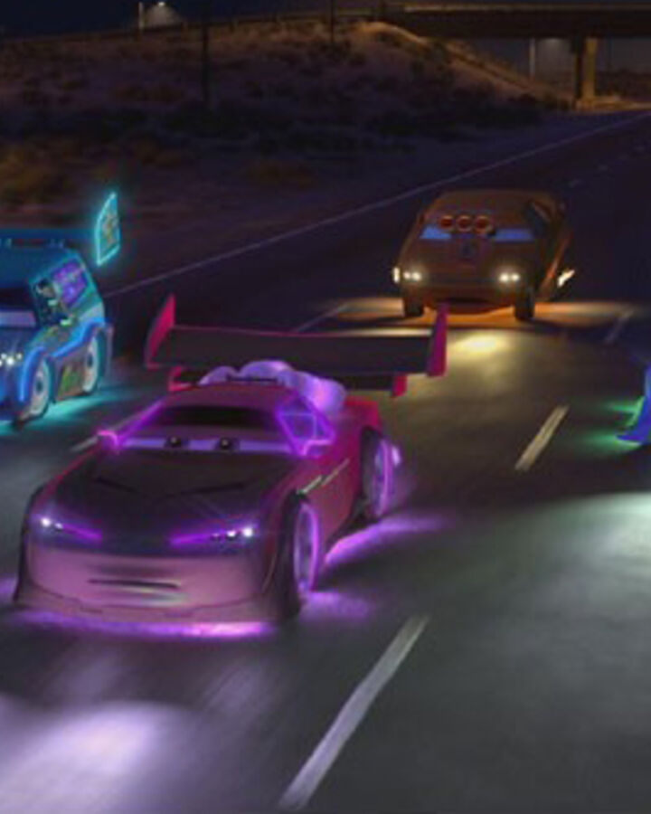 Tuner Cars Pixar Wiki Fandom