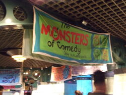 Monsters Inc Queue