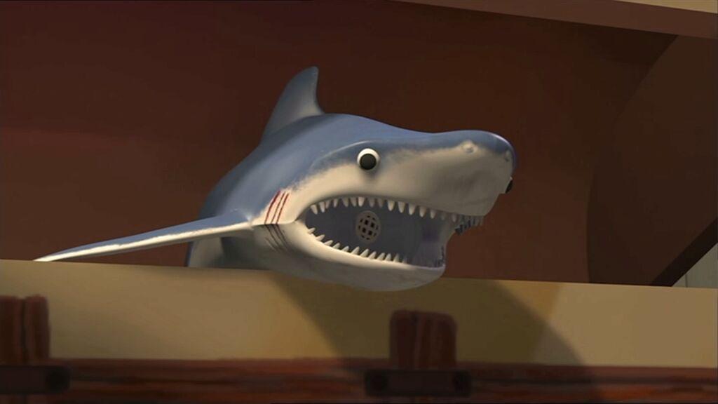 Mr. Shark | Pixar Wiki | FANDOM powered by Wikia