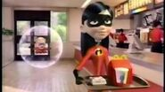 McDonald's Happy Meal Ad - The Incredibles (Full version, 2004)