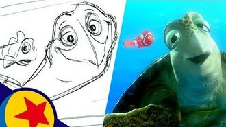 Welcome to the EAC from Finding Nemo Pixar Side-by-Side