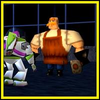 Blacksmith boss (Toy Story 2)