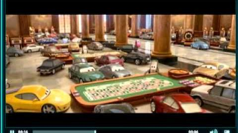 Cars 2 TV Spot now playing