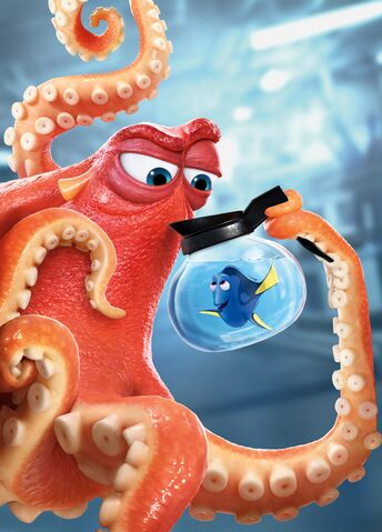 File:Hank and Dory Textless Poster.jpg