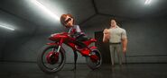 Incredibles 2 Cycle