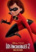 Incredibles 2 Spanish Poster 04