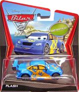 Jan flash nilsson cars 2 single