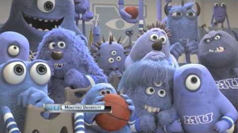 Monsters University March Madness SportsCenter Clip