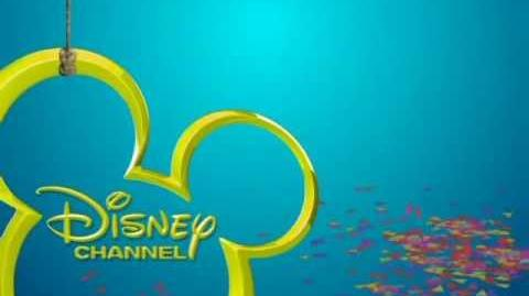 Disney Channel Russia ident - Cars 2 1