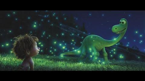 O Bom Dinossauro - Novo Trailer
