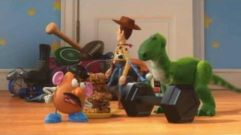 Toy Story 3 USPS Commercial