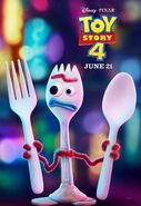 Toy Story 4 Character Poster 04