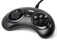 6-кнопочный контроллер Sega Genesis