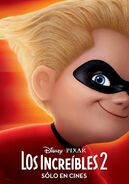 Incredibles 2 Spanish Poster 07