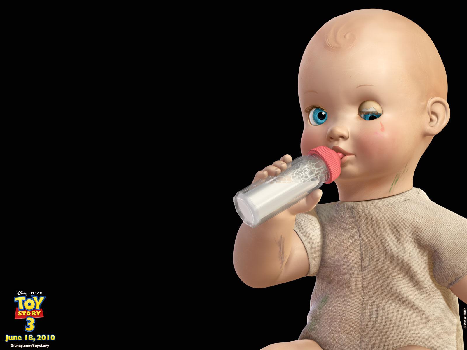 Big Baby Pixar Wiki