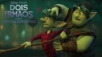 Dois Irmãos- Uma Jornada Fantástica - Trailer 3 Dublado
