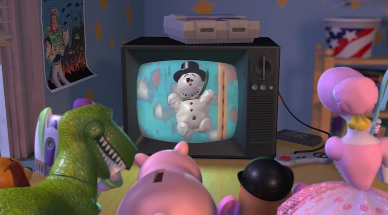 Pixar Knick Knack