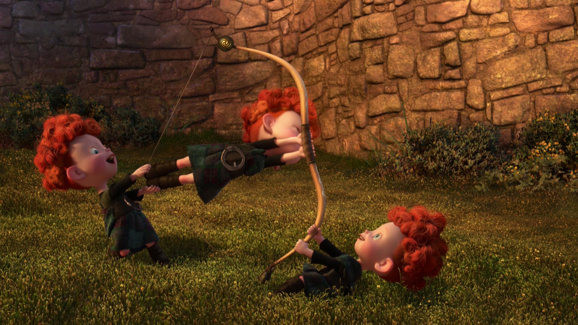 image - brave extra scene 14 | pixar wiki | fandom poweredwikia