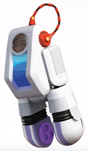 Massage-bot wall•e