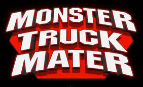 Monster Truck Mater Pixar Wiki Fandom Powered By Wikia
