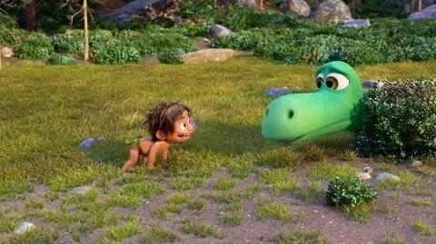 The Good Dinosaur - Hide and Seek