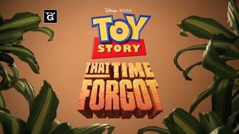 Bring home Toy Story That Time Forgot on November 3!