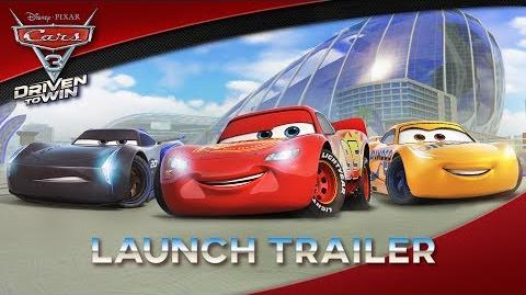 Cars 3 Driven to Win Launch Trailer