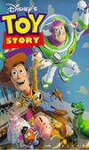ToyStory VHS 1996