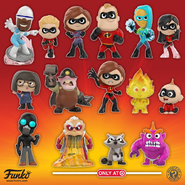 Funko Incredibles 2 1