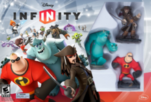 Disney Infinity US box